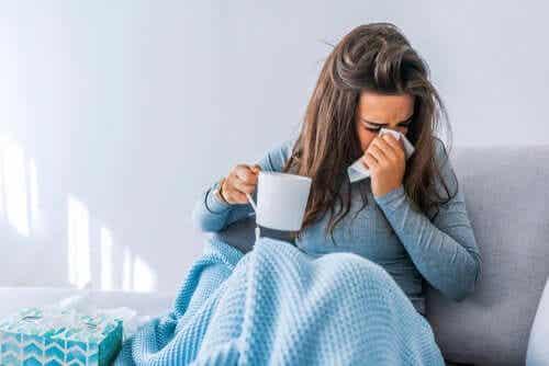 Kuinka influenssa vaikuttaa elimistöön?