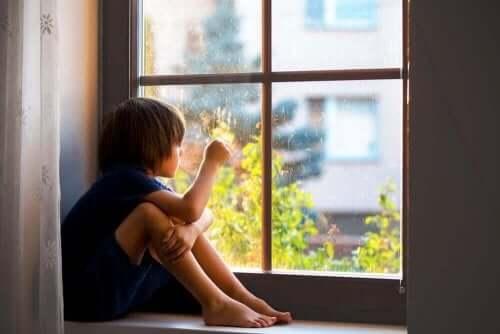 Mielenterveyshäiriöt lapsilla näkyvät usein käytöksen muutoksena