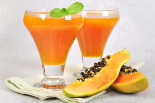 Monet papaijan terveysedut ovat myös tieteellisten tutkimusten myötä vahvistettuja