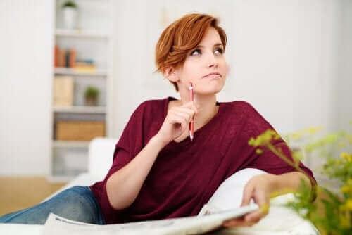 Momnesia eli uuden äidin unohtelu on yleinen ilmiö raskaana olevilla naisilla ja tuoreilla äideillä