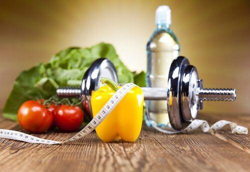 Sopivat annoskoot pitävät painon hallinnassa ja verensokerin tasaisena