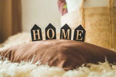 Luo kodikas ja viihtyisä koti näillä sisustusideoilla