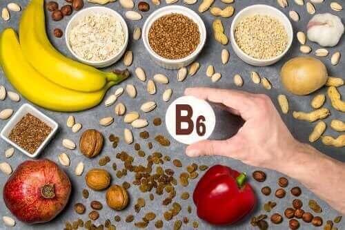 Vesiliukoiset vitamiinit pitävät sisällään B-ryhmän vitamiinit