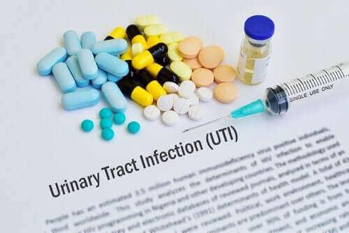 Antibiootteja virtsatietulehduksiin