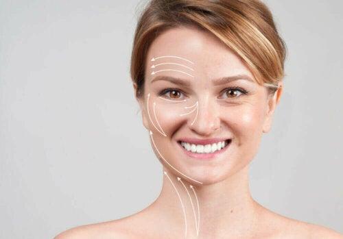 Radiofrekvenssiä hyödyntävät laitteet luovat ihokerroksen läpi tunkeutuvaa energiaa, joka stimuloi kollageenin tuotantoa ja ihon uudistumista