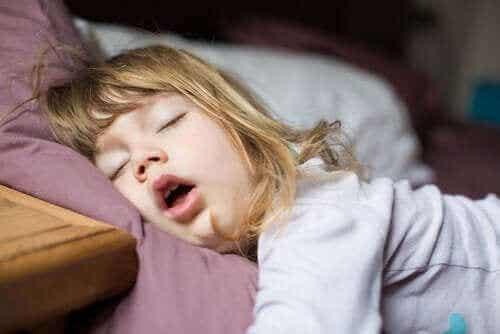 Lasten unihäiriöt: diagnosointi ja hoito