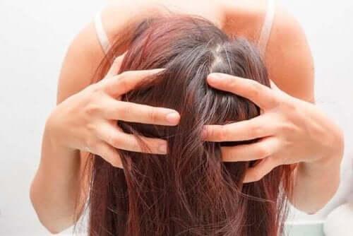 Rosmariinilla voi saada terveet hiukset