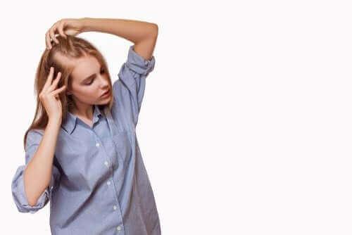 Minoksidiililla voidaan hoitaa myös naisten hiustenlähtöä