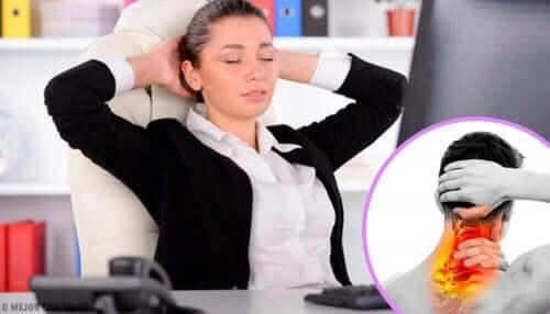 Lihassupistuksen ehkäisy töissä: pidä taukoja ja liiku.
