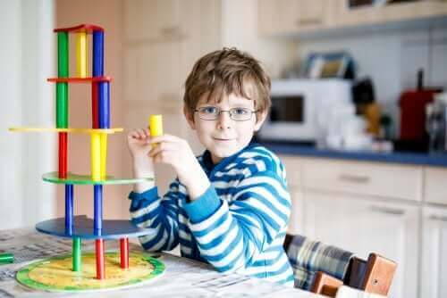 Näköongelmat lapsilla voivat ilmetä eri tavoin