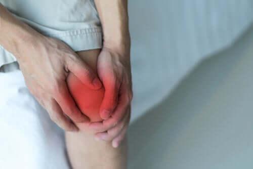 Hoitoja potilaille, jotka kärsivät bursiitista