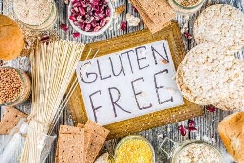 Pegaaniruokavalio sisältää hyvin vähän tai ei lainkaan gluteenia.