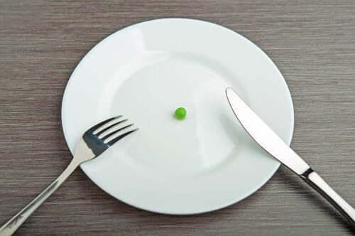 Avitaminoosi voi johtua liian yksipuolisesta ruokavaliosta