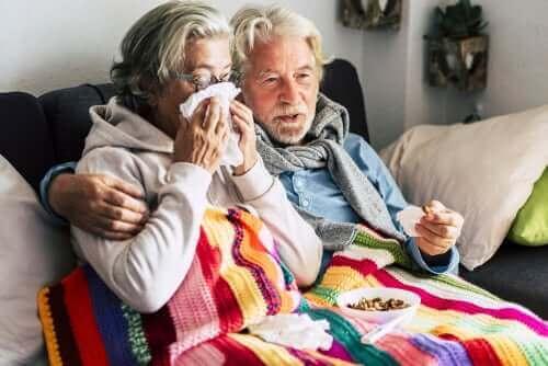 Koronaviruksen riskiryhmät: ketkä ovat haavoittuvimpia?