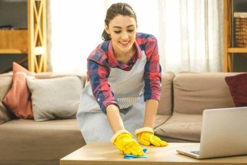 Asianmukaisen siivouksen avulle voimme poistaa bakteereita, likaa ja kaikenlaisia epäpuhtauksia, jotka voivat helpottaa tartuntojen leviämistä