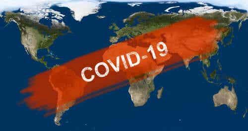 Koronaviruksen mutaatiot: viruksen eri muodot maakohtaisesti