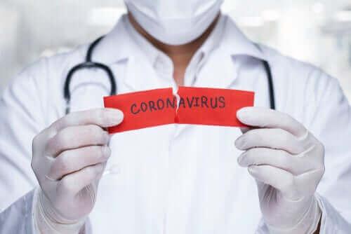 Yleisiä myyttejä koronaviruksesta