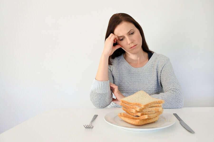 Keliakiaa sairastava ei voi syödä viljojen gluteenia