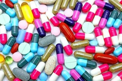 Dobutamiini ja muut lääkkeet.