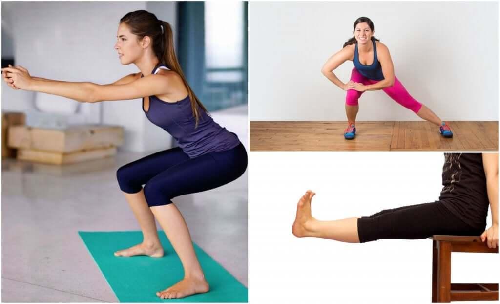 Paranna jalkojen verenkiertoa karanteenin aikana tekemällä näitä liikkeitä.