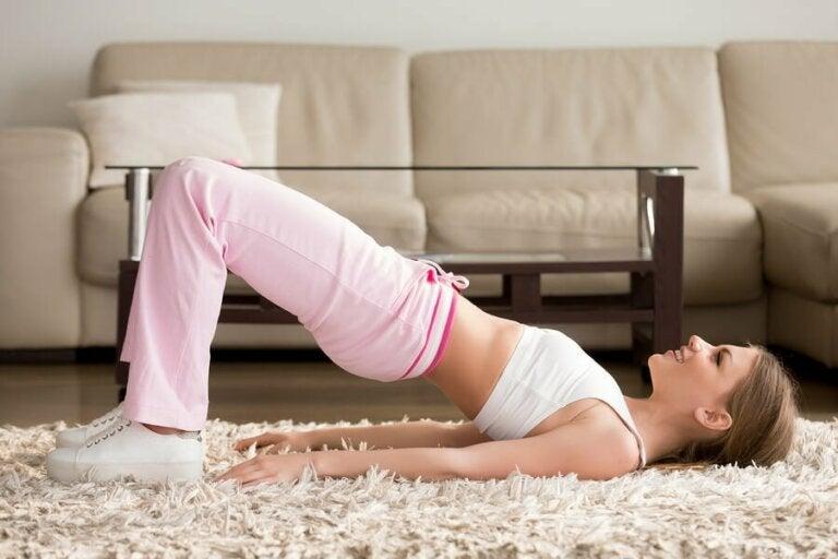 5 kotona tehtävää harjoitusta karanteenin aikana