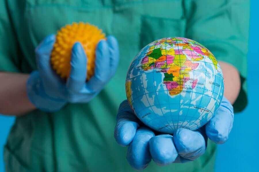 Koronaviruspandemia: terminologian ymmärtäminen