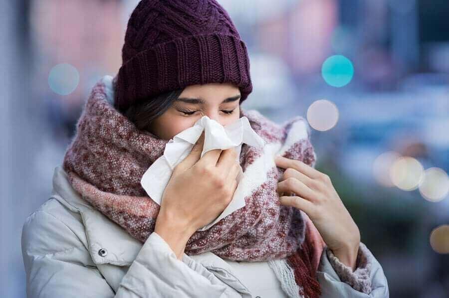 Koronavirus leviää helpommin kylmässä ja kuivassa.
