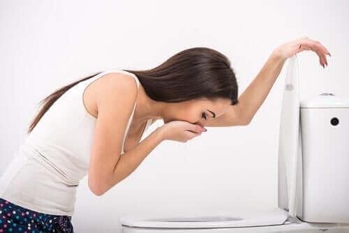 Allopurinoli voi aiheuttaa pahoinvointia