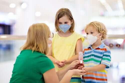 Koronavirus lapsilla: kaikki mitä tarvitsee tietää