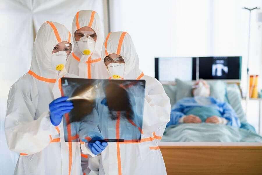 Potilas nolla: tutkimus pandemian aikana