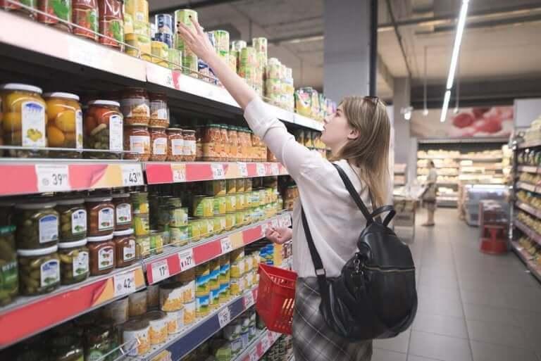 Marketteihin saapuva ruoka on turvallista