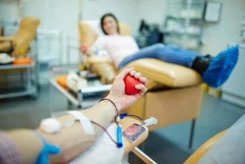 Voiko pandemian aikana luovuttaa verta?