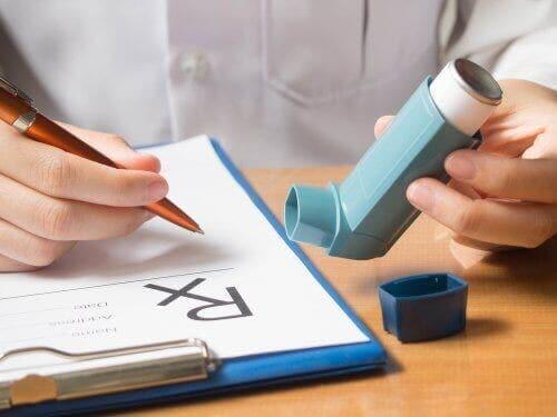 Ipratropiumbromidi on inhaloitava lääke