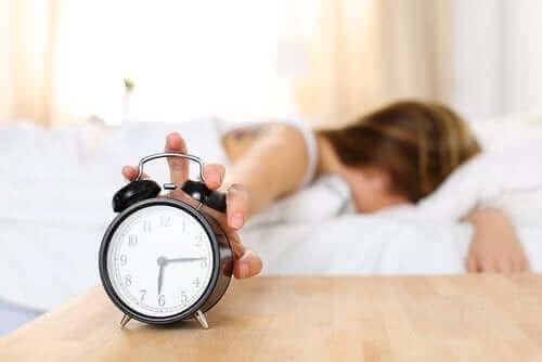 Oletko usein väsynyt herätessäsi?