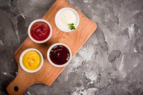 Kastikkeet ovat haitallista ruokaa glukoositasapainolle