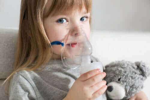 Lapsuuden astma: syyt ja diagnoosi