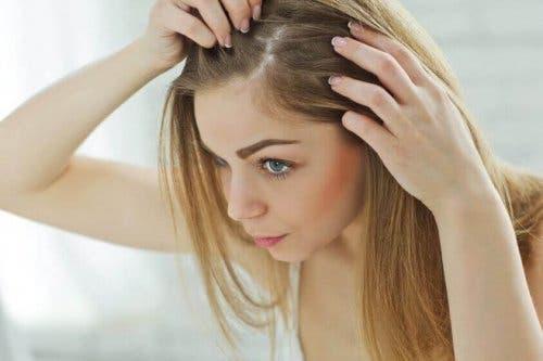 Toisilla hiukset voivat harmaantua ennenaikaisesti