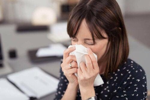 Allergiat saattavat kätkeä sisälleen evoluution kannalta keskeisen merkityksen ihmisille