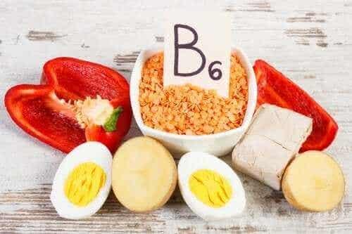 B6-vitamiinin hyödyt