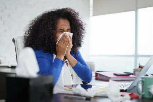 Kuinka allergiat syntyvät?
