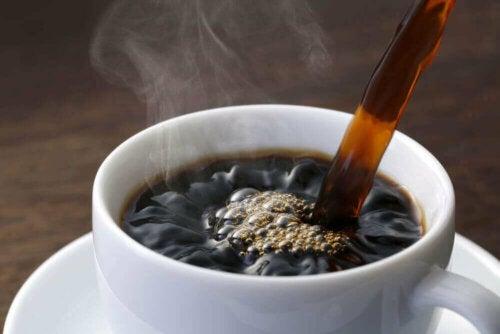 Mitä mitä tiede sanoo kofeiinin kulutuksesta?