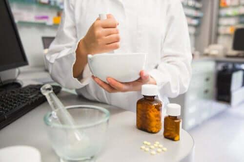 Lääkkeiden jauhaminen: 6 riskiä