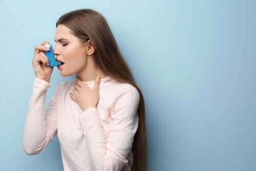 Terbutaliini on astmalääke.
