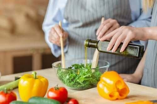 Rasvojen tärkeys ruokavaliossa