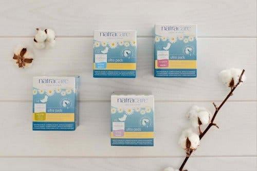 Orgaaniset intiimihygieniatuotteet voivat osaltaan lievittää kivuliaita kuukautisia
