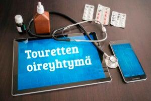 Mikä on Touretten oireyhtymä?