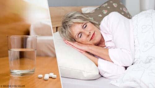 Unilääkkeistä voi olla apua.