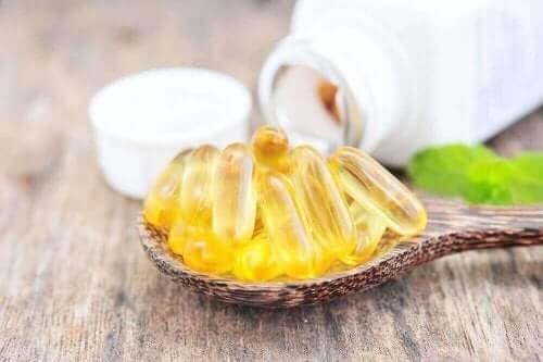 B6-vitamiinin voi ottaa myös lisäravinteena.