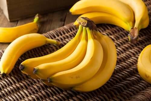 Banaania kannattaa syödä monesta eri syystä.