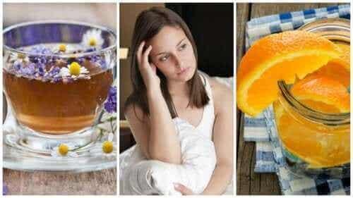 Viisi luontaishoitoa hermojen rauhoittamiseen